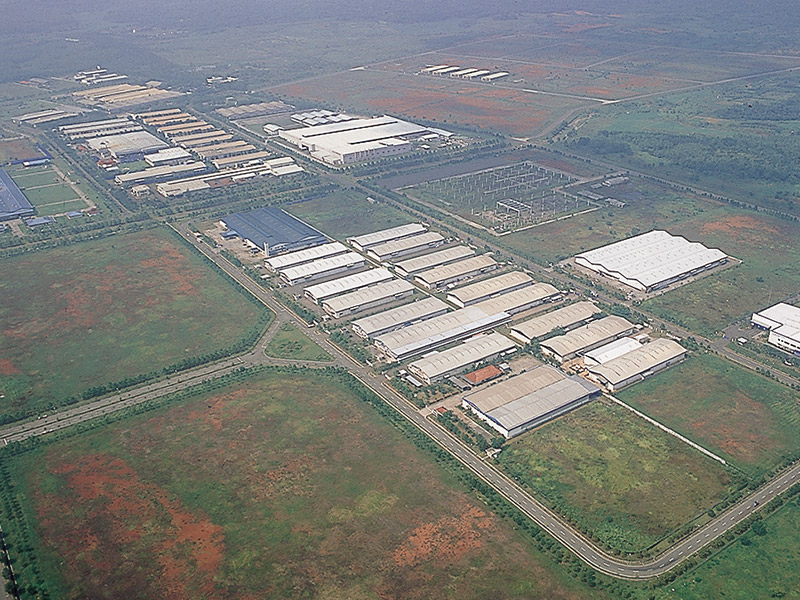 Industrial Land Aerial Land Kota Bukit Indah 1