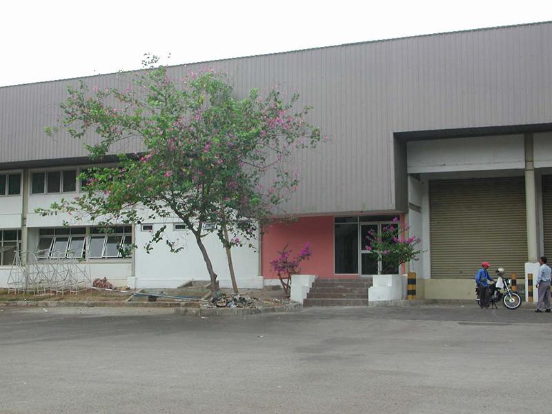 Exterior Standard Factory Building ST-1