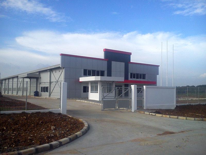 Exterior Standard Factory Building ST-2