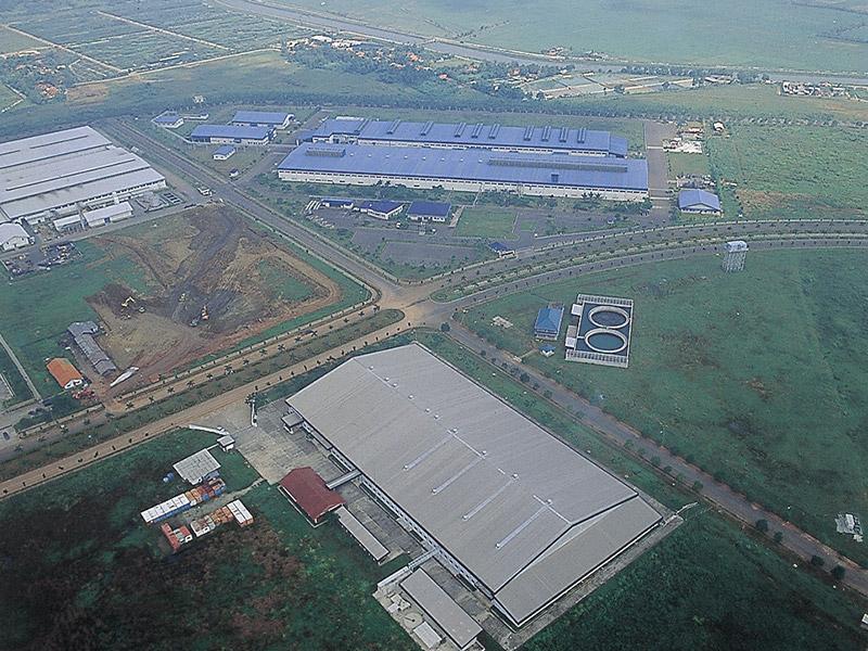 Industrial Land Aerial Land Kota Bukit Indah 3