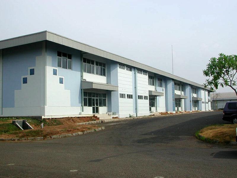 Exterior Standard Factory Building ST-4