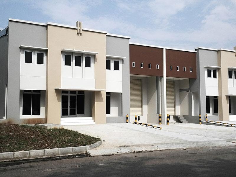 Exterior Standard Factory Building ST-5